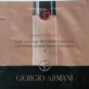 Giorgio Armani Power Concealer 8-Tan 3X 0.03oz